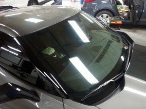 Clearplex Windshield Protection After